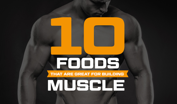 best products for muscle growth