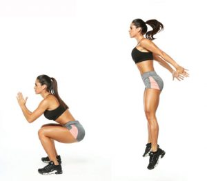 Effective exercises for home crossfit