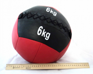 Exercises with a medball