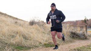 safe jogging technique for joints