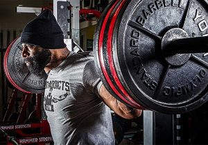 Developing strength for maximum muscle growth