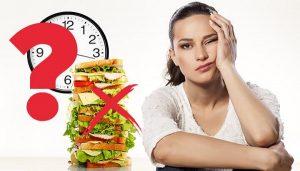 periodic fasting schedule