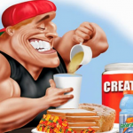 Creatine in bodybuilding