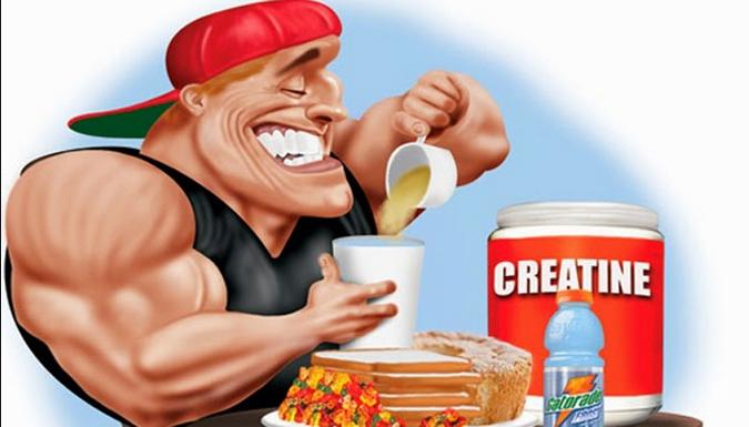 Creatine in bodybuilding
